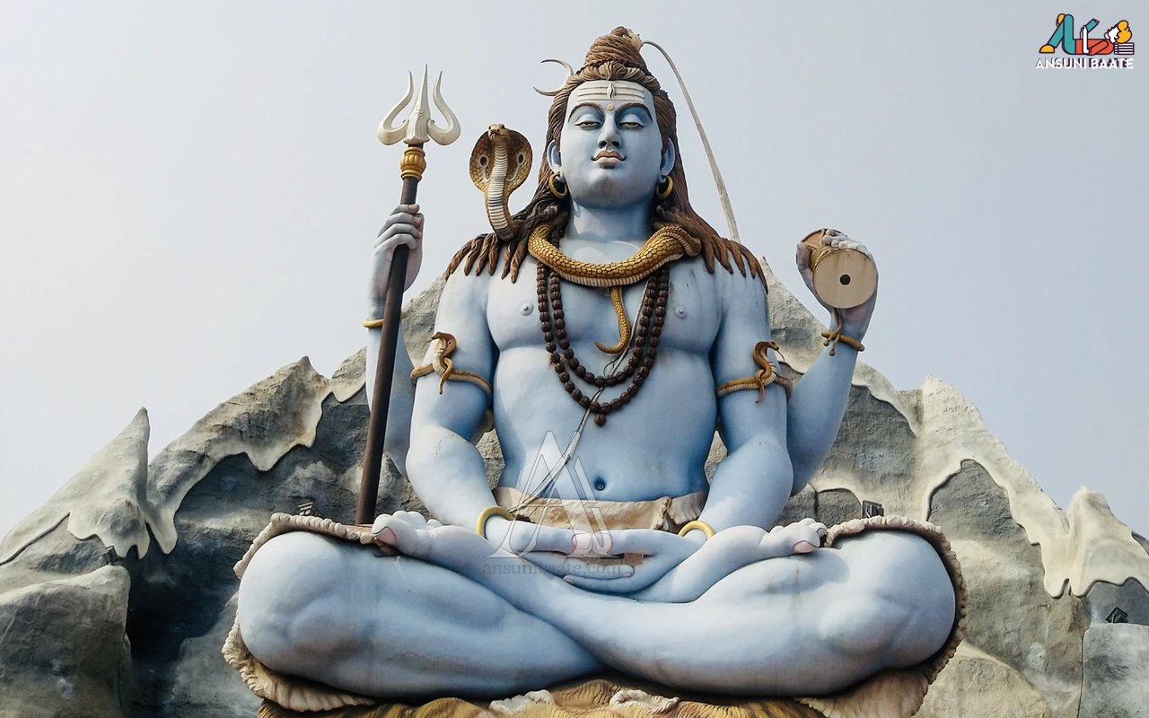 May Lord Shiva shower blessing on you and your family this Mahashivratri