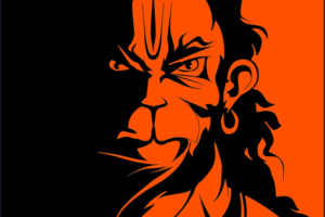 God Bajrangbali Hanuman wallpaper