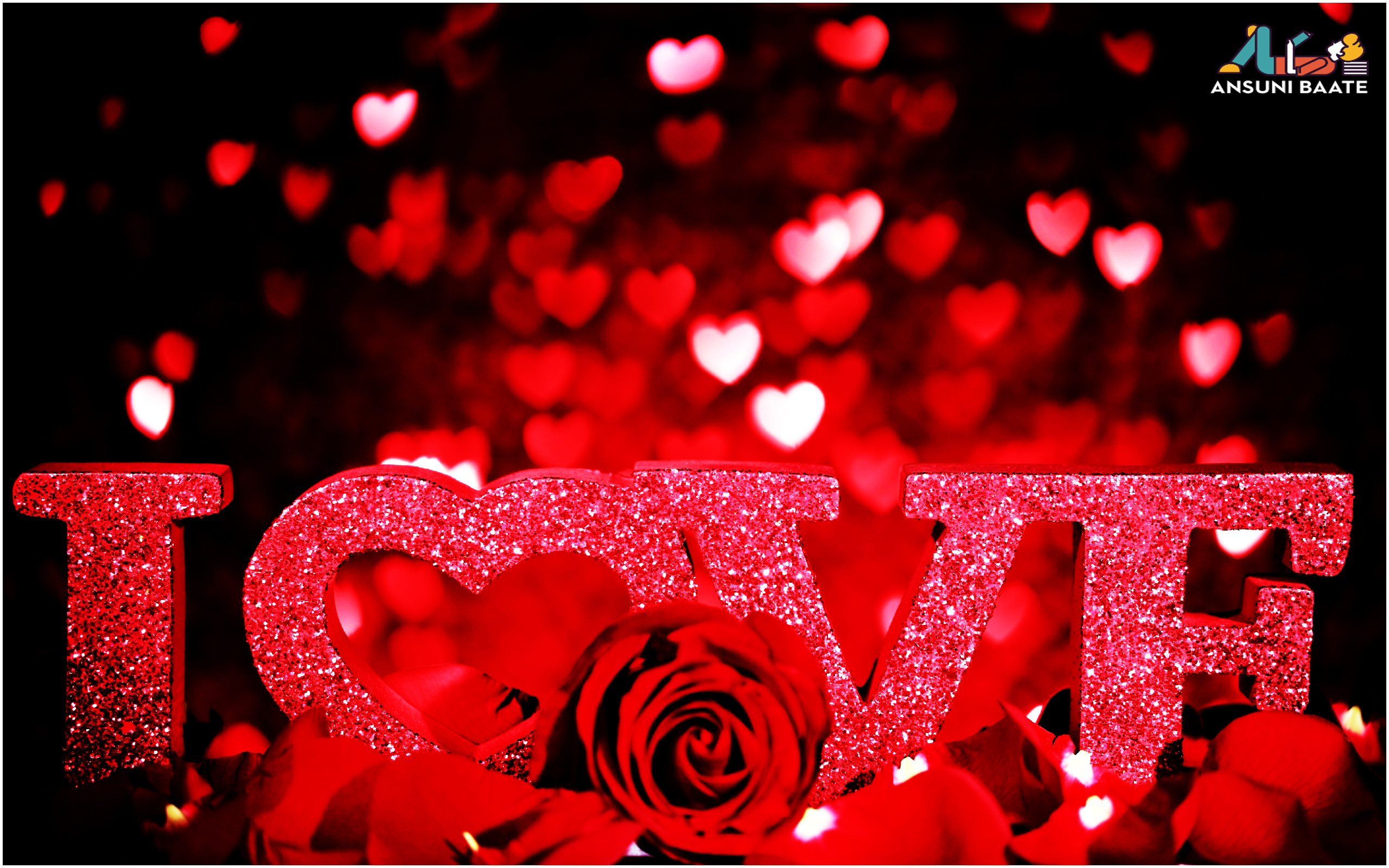 Romantic Love Wallpaper: