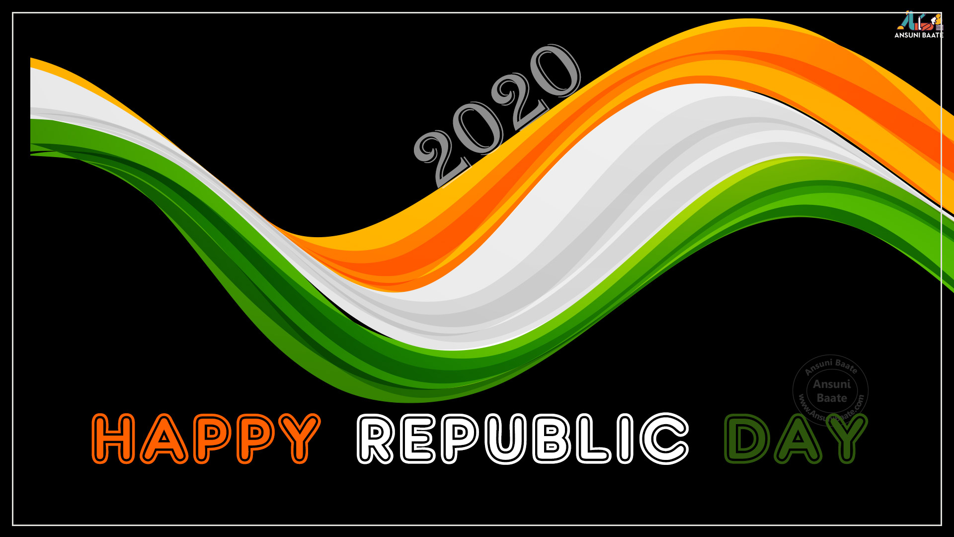 India Republic Day 2020, wishes image photo gallery, 26 January wallpaper